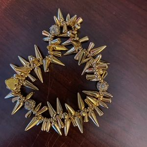 Stella and Dot Gold Renegade Cluster